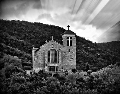 Photograph - Chapel Of Light by Dale Paul