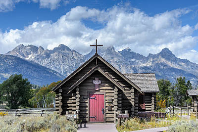 Photograph - Chapel Of The Transfiguration by Debra Martz