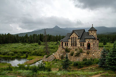 Catch Of The Day - Chapel on the Rock by Jeff Stoddart