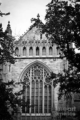 Photograph - Chapel - Princeton University by Colleen Kammerer