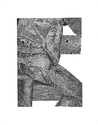 Chaps 1 Art Print