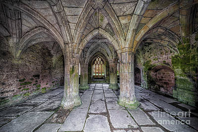 Chapter House Interior Art Print