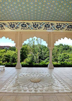 Photograph - Char Bagh Garden Pavilion by Guy Pettingell