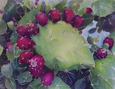 Painting - Charco De Botanico by Susan Santiago