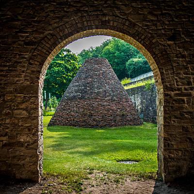 Peaceful Scene Photograph - Charcoal Kiln by Paul Freidlund