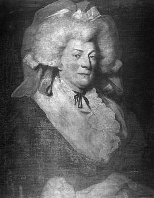 Charles D'eon De Beaumont (1728-1810) Art Print by Granger