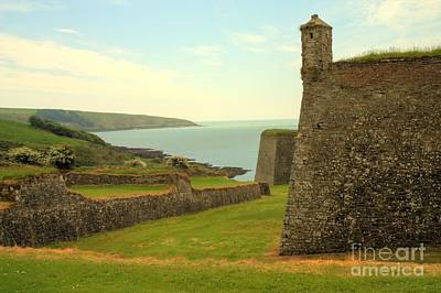 Photograph - Charles Fort Kinsale by Jeremy Hayden