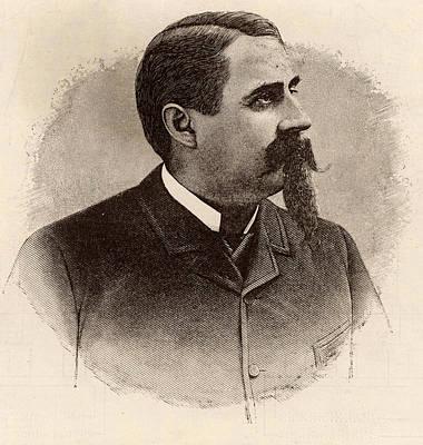 Charles Francis Brush Art Print
