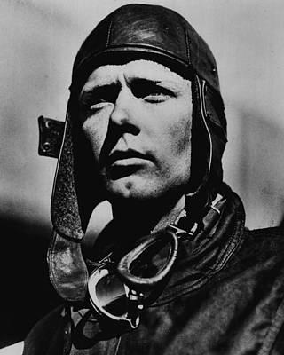Charles Lindbergh Art Print
