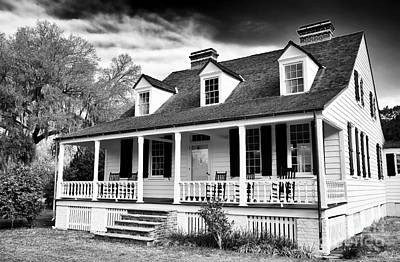 Charles Pickney House Print by John Rizzuto