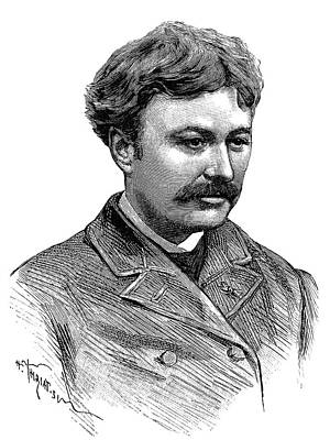 1884 Photograph - Charles Renard by Science Photo Library