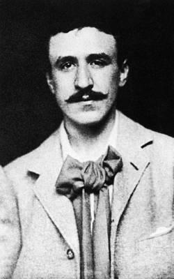 Charles Rennie Mackintosh (1868-1928) Art Print