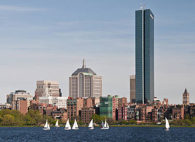 Photograph - Charles River by Paul Miller