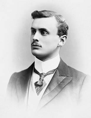 Photograph - Charles Stewart Rolls (187-1910) by Granger