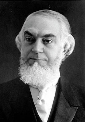 Photograph - Charles Taze Russell (1852-1916) by Granger
