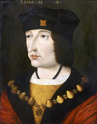 Charles Viii (1470-1498) Art Print by Granger