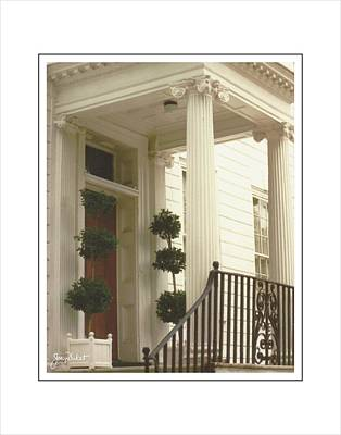Charleston Architecture 2 Art Print