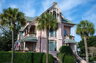 Photograph - Charleston Battery Home by Dale Powell