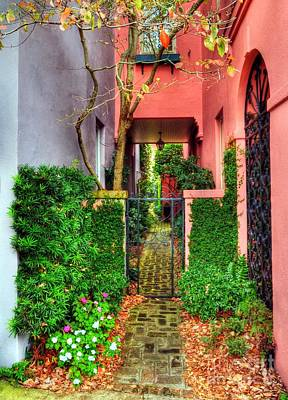 Photograph - Charleston Charm 2 by Mel Steinhauer