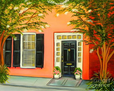 Painting - Charleston Charm by Shelia Kempf