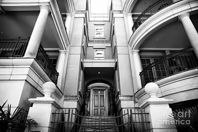 Photograph - Charleston Design by John Rizzuto
