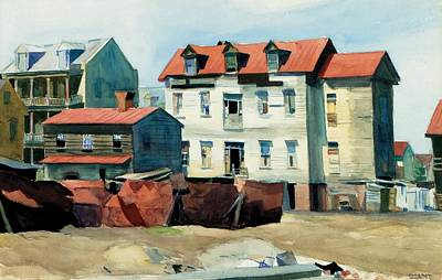 Painting - Charleston by Edward Hopper