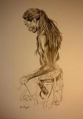 Charleston Fisherman Original by Derrick Higgins