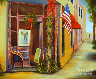 Painting - Charleston Gallery by Shelia Kempf