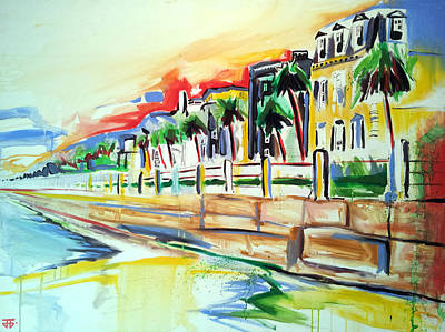 Painting - Charleston by John Jr Gholson