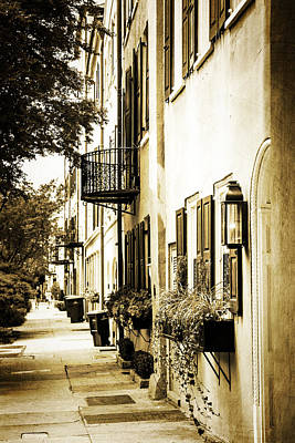 Photograph - Charleston by Karol Livote