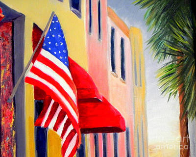 Painting - Charleston Pride by Shelia Kempf