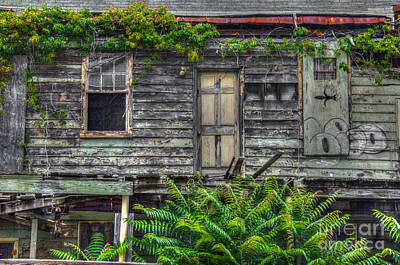Photograph - Charleston Shack by Dale Powell