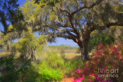 Digital Art - Charleston South Carolina by Jill Lang