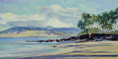 Haleiwa Painting - Charley Young by Stacy Vosberg