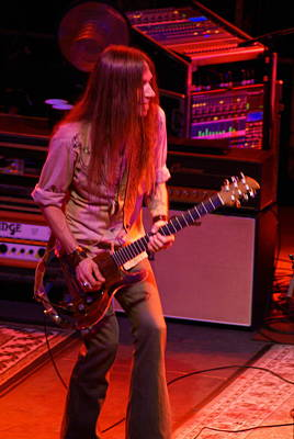Photograph - Charlie Of Blackberry Smoke 2013 by Ben Upham
