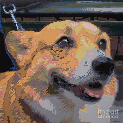 Painting - Charlie V.16 by Max Yamada