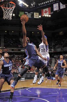Photograph - Charlotte Bobcats V Sacramento Kings by Rocky Widner