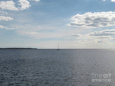 Charlotte Photograph - Charlotte Harbor by Frederick Holiday