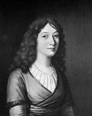 Charlotte Von Schiller (1766-1826) Art Print by Granger