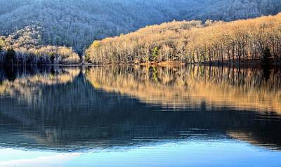 Photograph - Charlottesville Reservoir by JC Findley