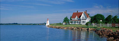 Charlottetown, Prince Edward Island Art Print by Panoramic Images