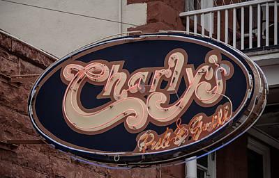 Charly's Flagstaff Art Print