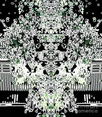 Digital Art - Charmed by Denise Tomasura