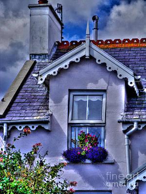 Photograph - Charming Window by Nina Ficur Feenan