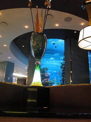 550 Digital Art - Chart House Restaurant Las Vegas by Kay Novy
