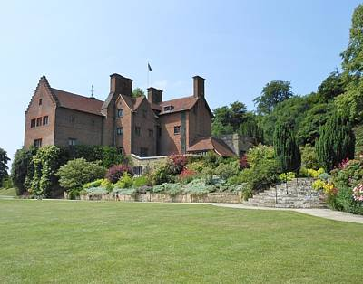 Chartwell Churchill Home Art Print by Kay Gilley