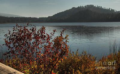 Photograph - Chase Lake by Sam Rosen