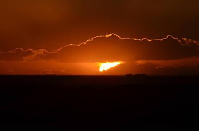 Photograph - Chasing Sunsets by Clarice  Lakota
