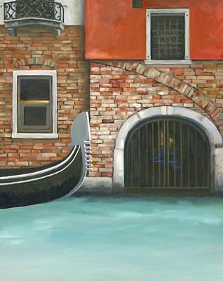 Chasing Venice Original by Joe Maracic