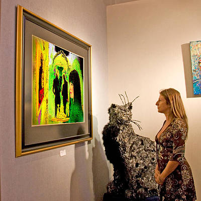 Photograph - Le Chat Noir In San Francisco Gallery by Chuck Staley
